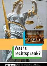 Wat is rechtspraak?