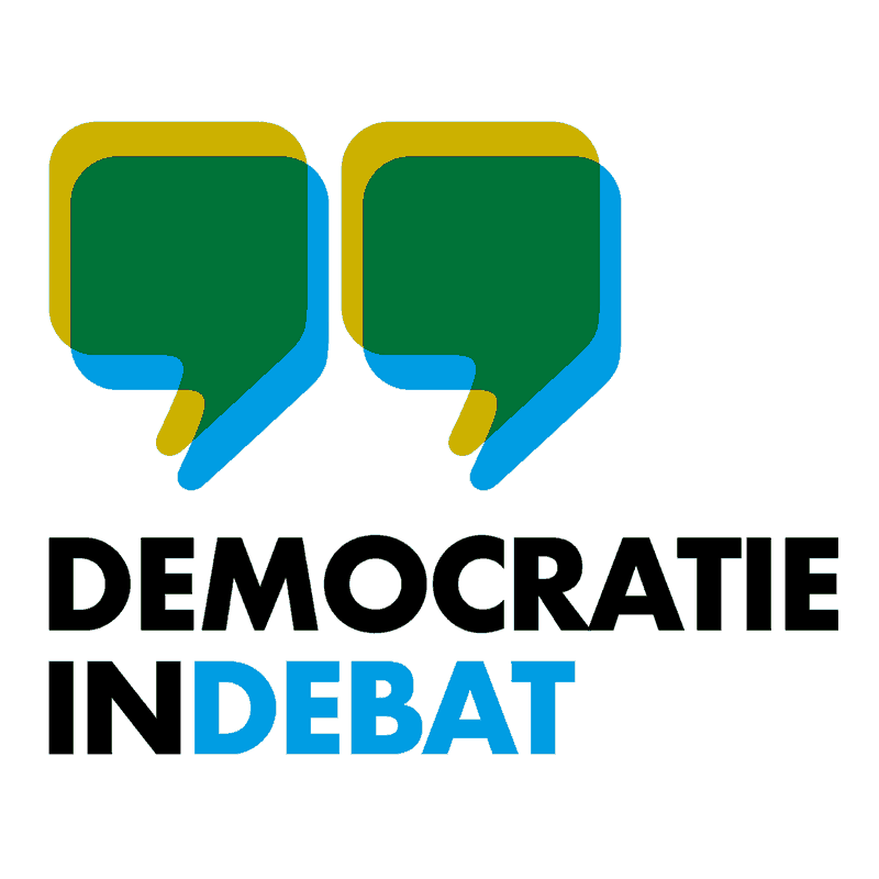 Logo Democratie in Debat