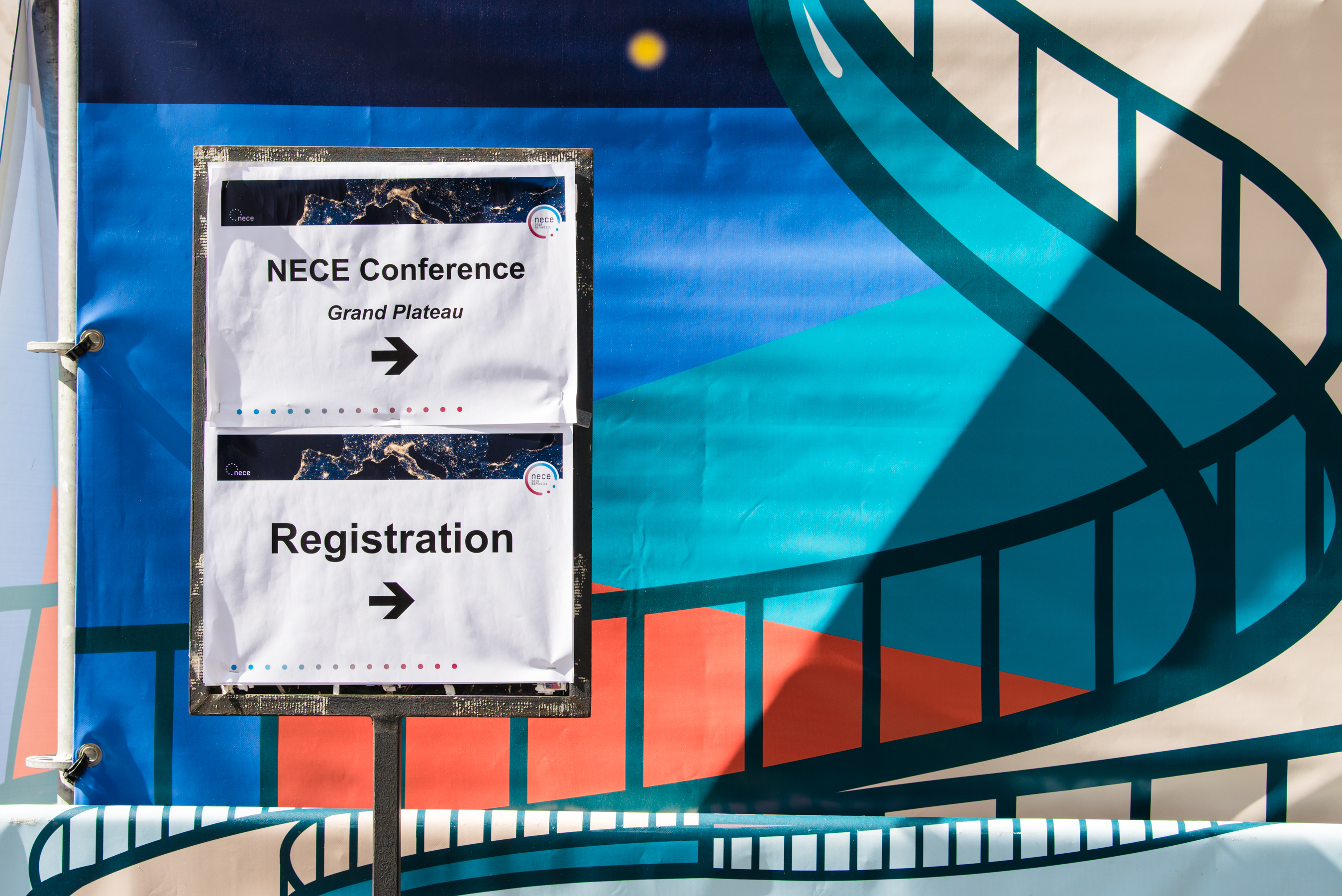 Registration NECE